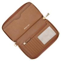 Mercer Leather Smartphone Wristlet Large Brown