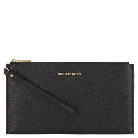 Mercer Leather Pouch Black
