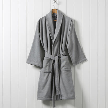 Windsor Robe Grey