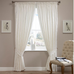 Rochester Curtain Warm White