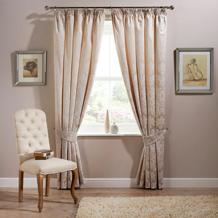 Serena Curtain Linen