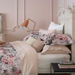 Harlow Duvet Cover Set Pink