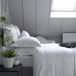 Corinth White Flat Sheet White