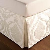 Rochester Valance Sheet White