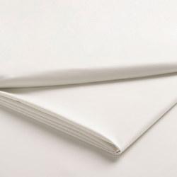 400 tc Sateen Flat Sheet Ivory
