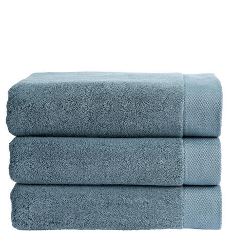 Luxe Towel Blue