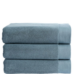 Luxe Towel Blue