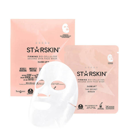 Close-Up™ Coconut Bio-Cellulose Second Skin Firming Face Mask