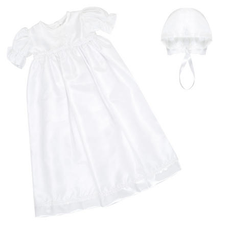 Christening Robe White