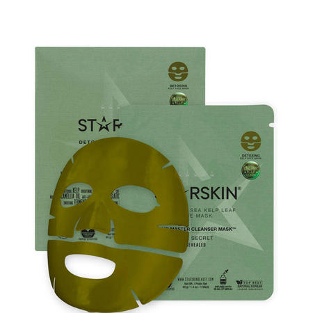The Master Cleanser Mask™ Detoxing Sea Kelp Leaf Face Mask