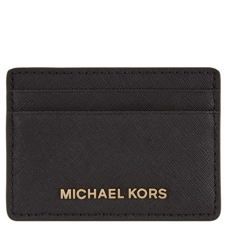 Jet Set Cardholder Black