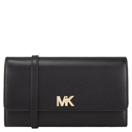 Mott Flap Crossbody Black