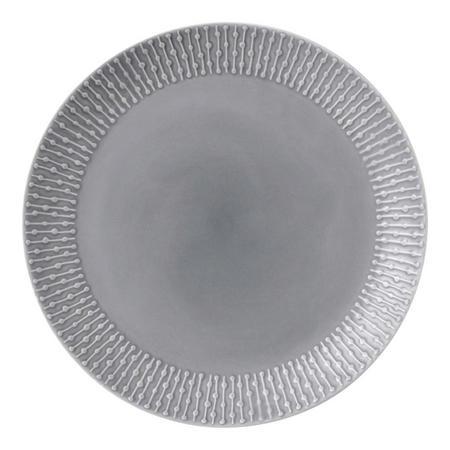 Hemingway Dinner Plate 27cm Grey