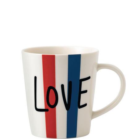 Ellen Degeneres Love Mug