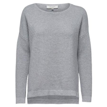 Laua Oversize Sweater Grey