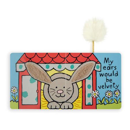 If I Were A Bunny Book Multicolour