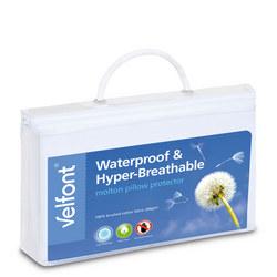 Molton Waterproof Pillow Protector