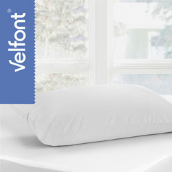 Standard Pillow Protector White