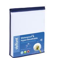 Molton Waterproof Mattress Protector