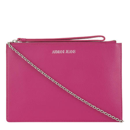 Top Zip Pouch Pink