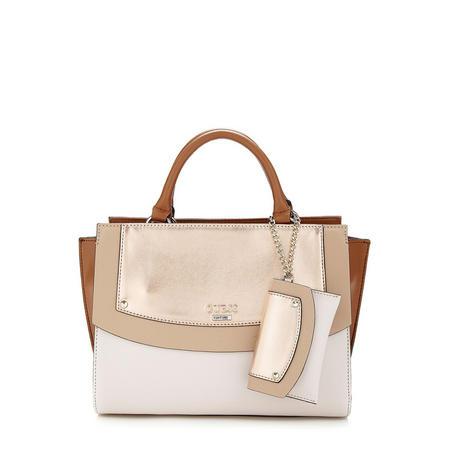 Cool Mix Satchel Bag Pink