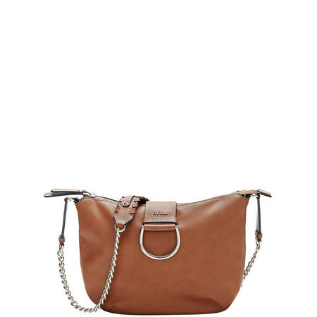 Fynn Hobo Bag Brown