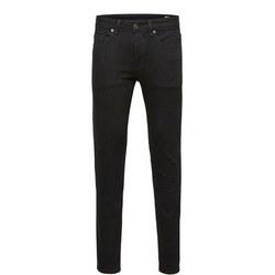 Pete Skinny Jeans Black