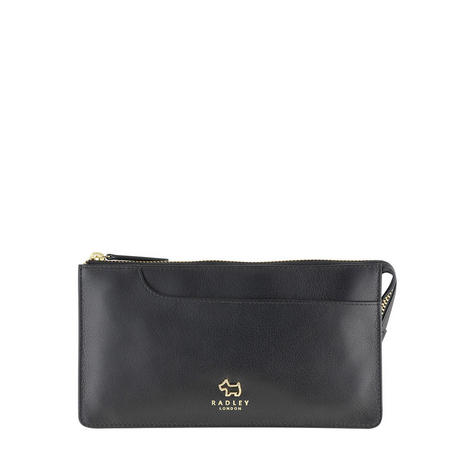 Pocket Compact Crossbody Bag Black