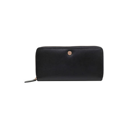 Liverpool Street Zip Wallet  Black