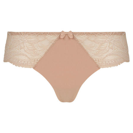 Eden Cotton Bikini Brief Light Pink