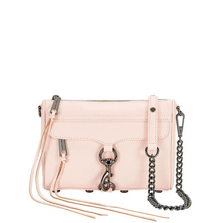 Mini M.A.C. Crossbody Bag Small Light Pink