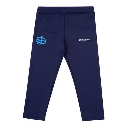 Capri Track Pants Navy