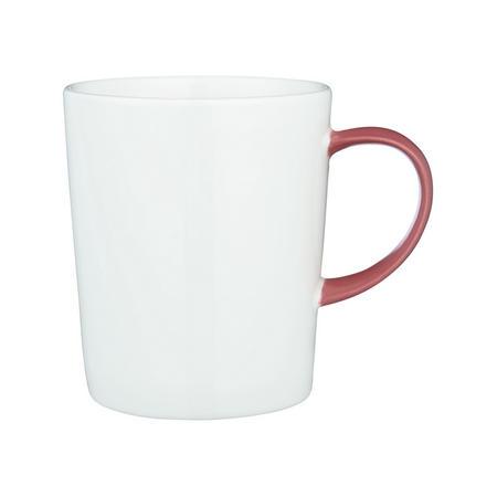 Concave Mug Dark  Pink