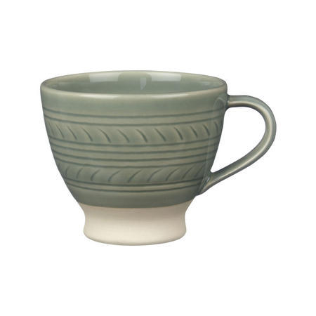 Croft Collection Amberley Mug, Green