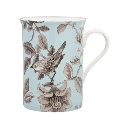 Country Archive Nightingale Mug  Blue