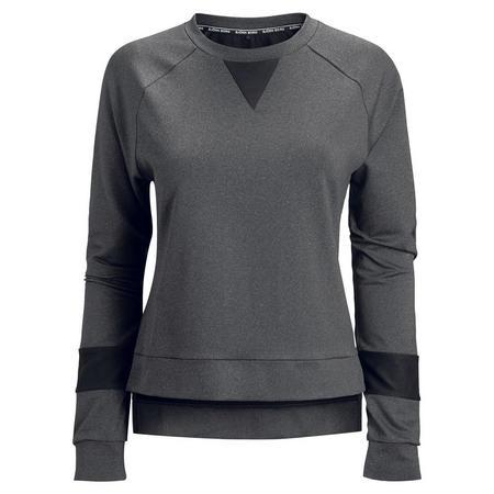 Carolin Crew Neck Sweater Dark Grey