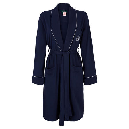 Essential Robe  Blue