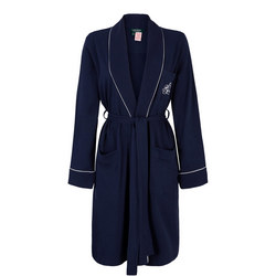 Essential Robe  Blue