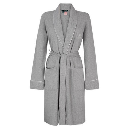 Essential Robe  Grey