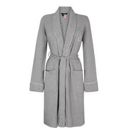 Essential Robe  Grey