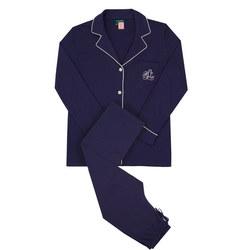 Classic Pyjamas  Blue