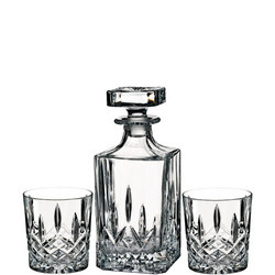 by Waterford Markham Decanter & DOF Set of 2
