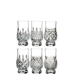 Connoisseur Barware Collection Tumbler Tasting Set of 6