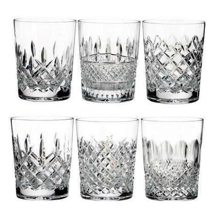 Connoisseur Barware Collection DOF Set of 6