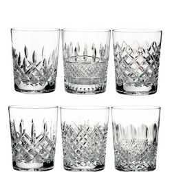 Connoisseur Barware Collection DOF Set of 6