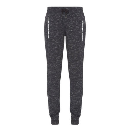 Gym Tech Sweatpants Black