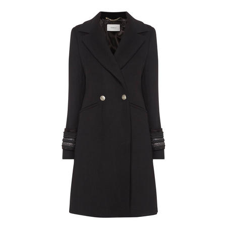 Arlette Coat Black
