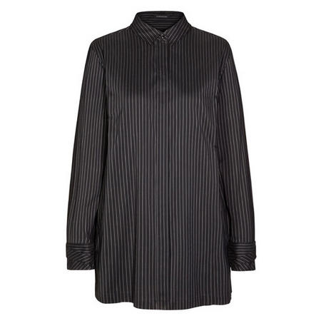 Tammy Oversized Shirt Black