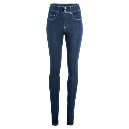 Secret Push-In Super Stretch Skinny Jeans Navy