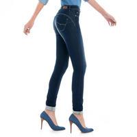 Wonder Push-Up Super Stretch Skinny Jeans Navy